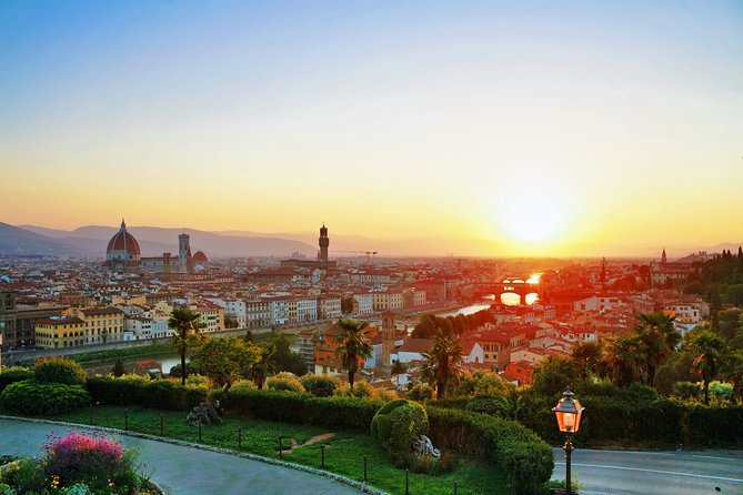 Florence and Chianti Wine Tasting Tour by Minivan from Pisa
