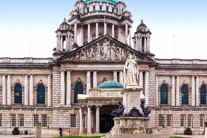 Welcome to Belfast: Explore the iconic city centre sites on this audio tour