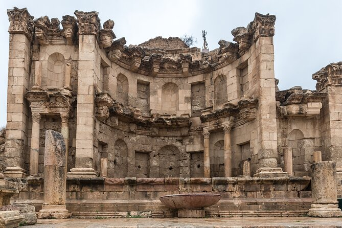 Private Full Day Tour to Jerash, Madaba, and Mount Nebo from Amman