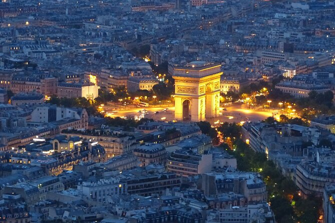 Private Full-Day Paris City Tour with Pickup