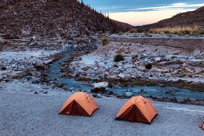 Atacama Desert Night Camping in Atacama
