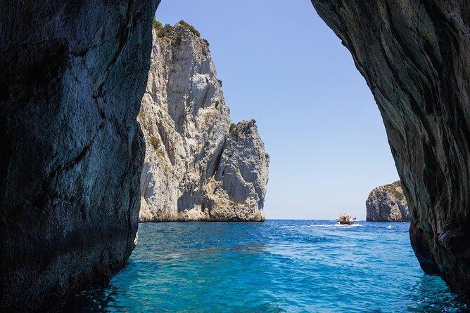 Capri Island Boat Tour from Naples