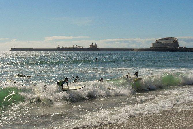 The Surf 'N' Food Porto Bike Tour