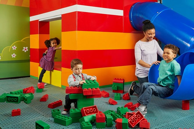 LEGOLAND Discovery Center Westchester Admission Ticket