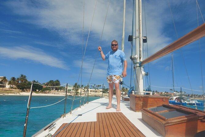 Aruba Private Charters Snorkeling cruise