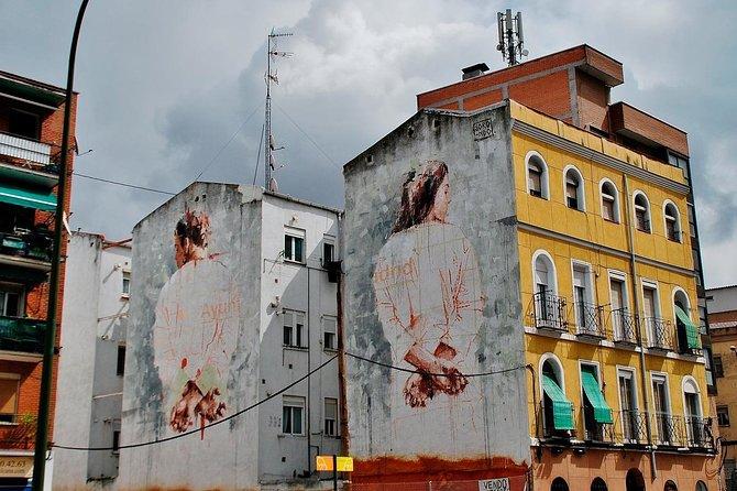 Madrid Private Street Art Tour