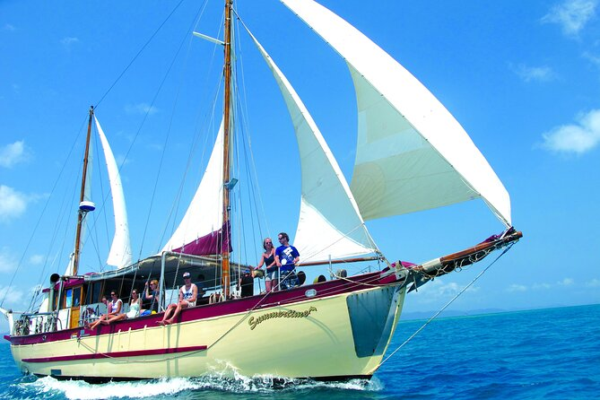 Summertime Day Sail in Whitsundays