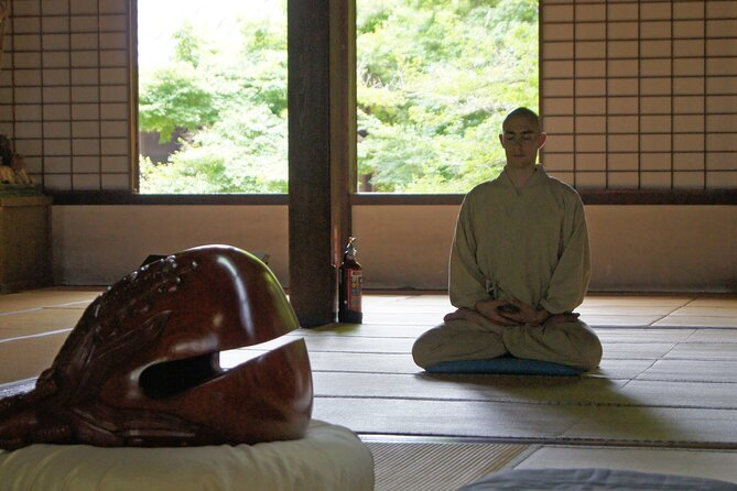 Learn all about Zen Buddhism in Sogen-ji Temple