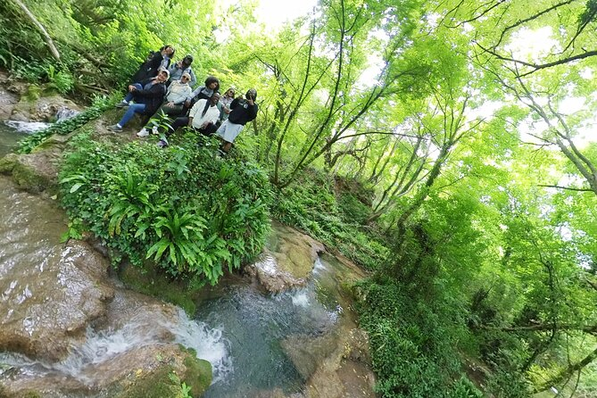Tour to Lovech, Devetaki cave & Krushuna waterfalls