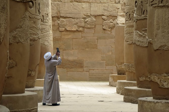 Full-Day Luxor West and East Bank Private Tour from Hurghada