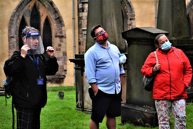 Small-Group Tour in Edinburgh Ghosts and Horrors