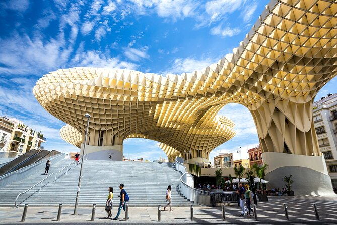 Guided Walking Tour in Seville