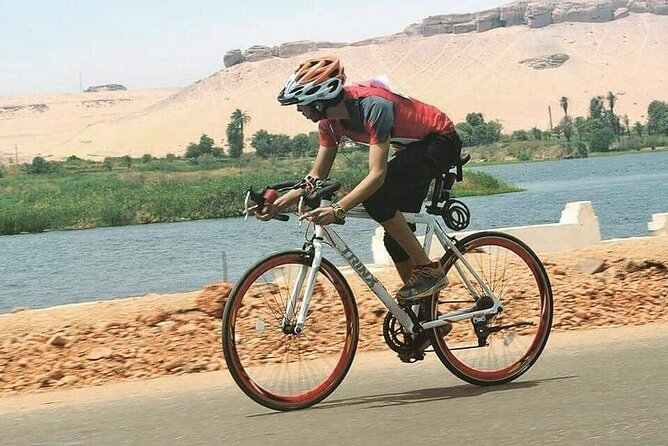 Biking city tour in Aswan