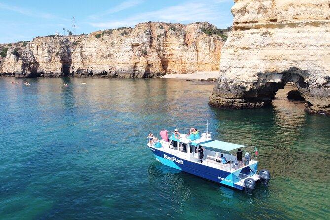 Coast Cruise Trip to Ponta da Piedade from Lagos