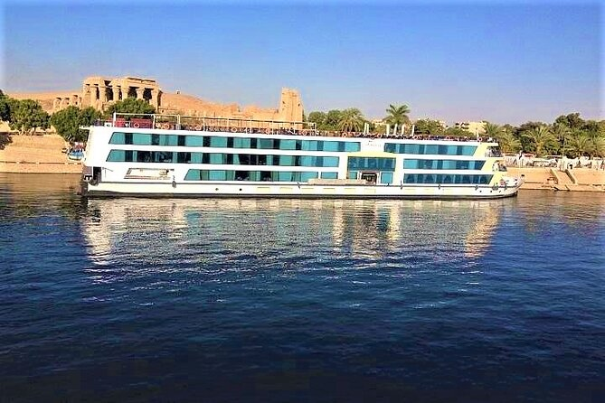Private Nile Cruise Luxor to Aswan 4 Nights 5 Days from Hurghada