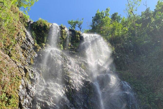 Adventure to a Hidden Waterfall