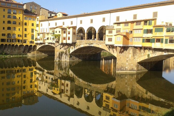 Small-Group Highlights of Florence Walking Tour Including Accademia or Uffizi Gallery Guided Tour
