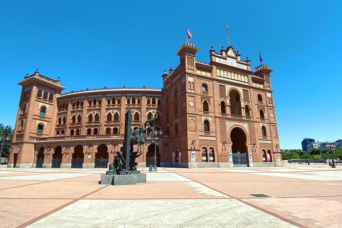 Las Ventas and Bullring Museum with Audio Guide