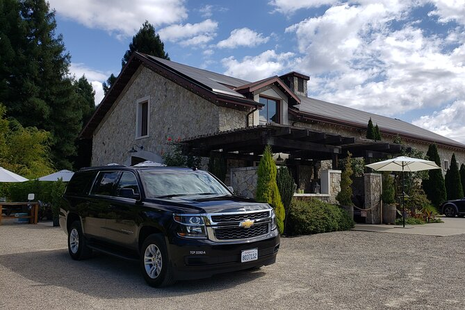 8 Hour Private Tour in Wine Country from San Francisco