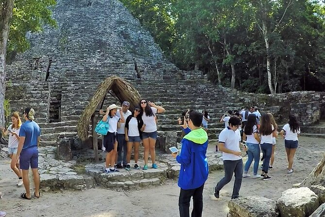 Private Transportation and admission ticket to Coba