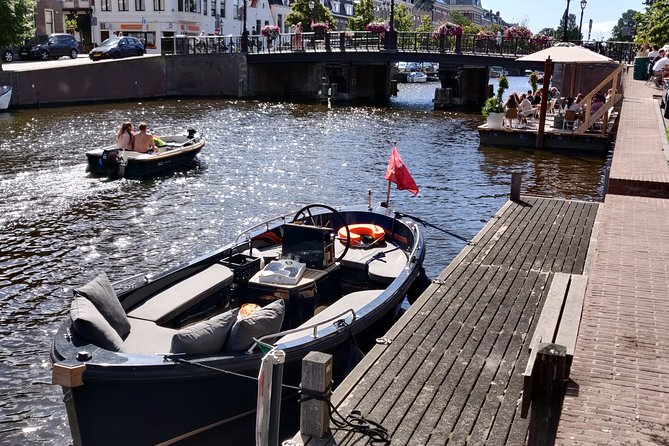 Private Boat Tour in Haarlem