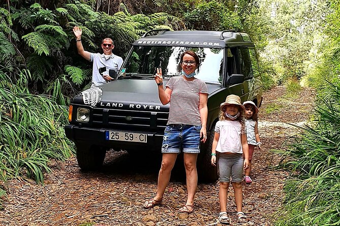 Private Half Day Off Road Tour in Madeira