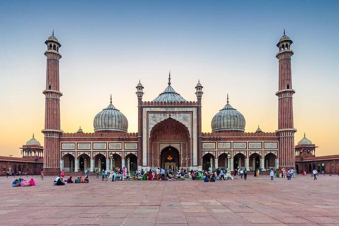 Best Luxury Old & New Delhi sightseeing Tour