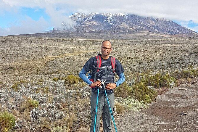 Kilimanjaro Climb via Umbwe Route- 8 Days