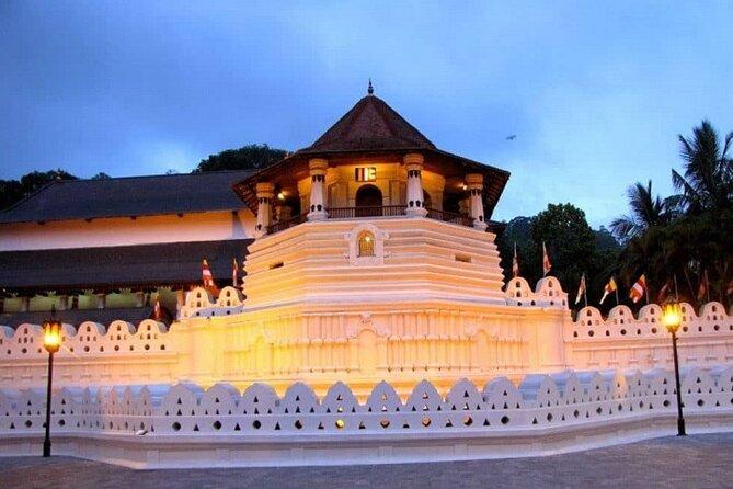 Kandy City Private Tour
