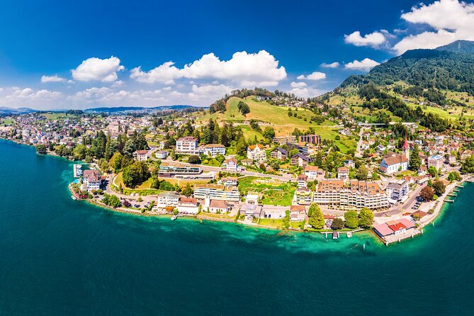 Private trip from Zurich to Lucerne City & Mount Rigi - Queen of the mountains