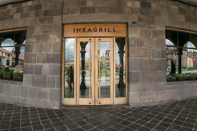 Dinner at Inca Grill Restaurant