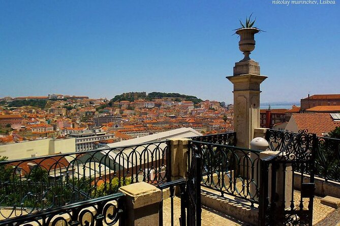 Half-Day Walking Tour in Lisbon