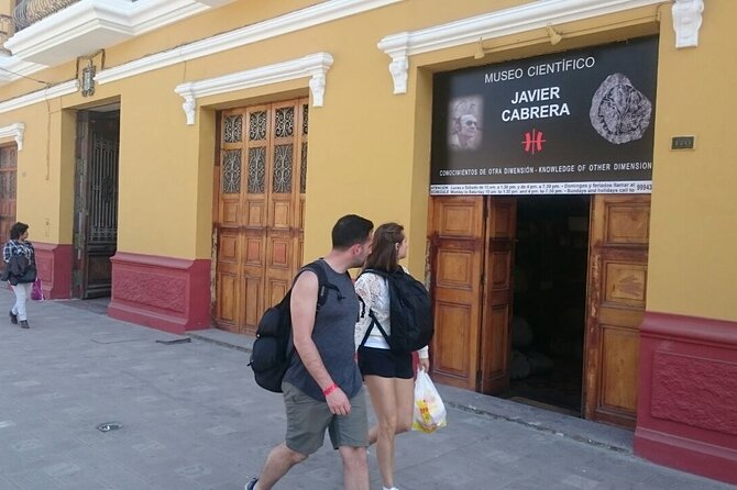 Ica: Private Tour to Cabrera Museum