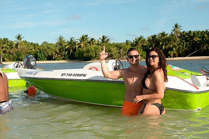 Speed Boats Punta Cana, Tours, Snorkel, Natural Pool, Bavaro bay, Best Price.