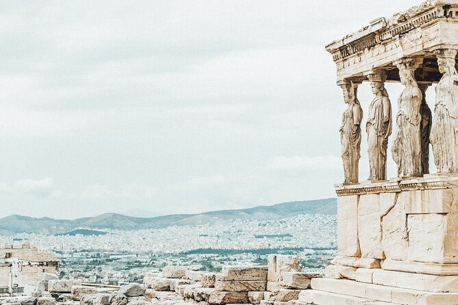 Private Historical Athens City Tour with Local Expert