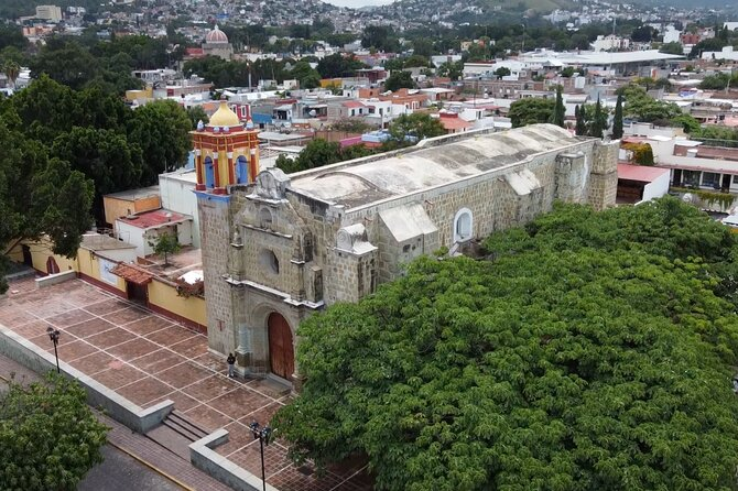 Oaxaca City most attractive neighborhoods