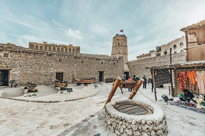 Private Dubai History and Culture Tour with Dubai Museum, Al Shindagha and Souks