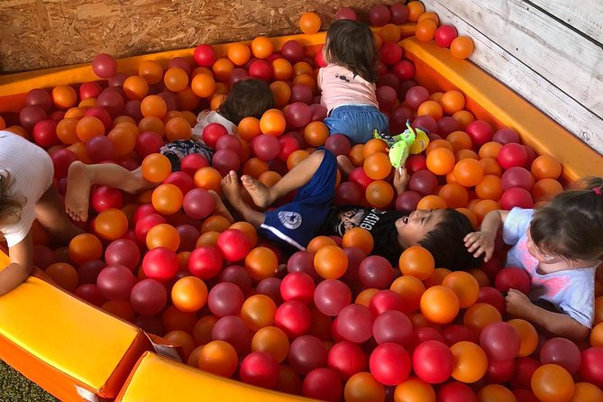 Babysitting in licensed daycare