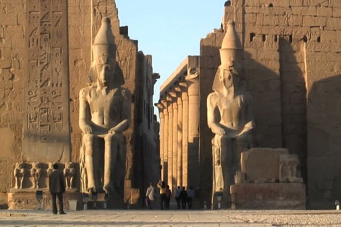 Amazing Tour to Luxor and Aswan 4 nights From Aswan