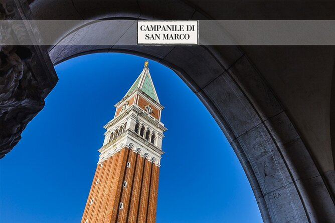 Venice Walking Tour: Piazza San Marco and Historic center