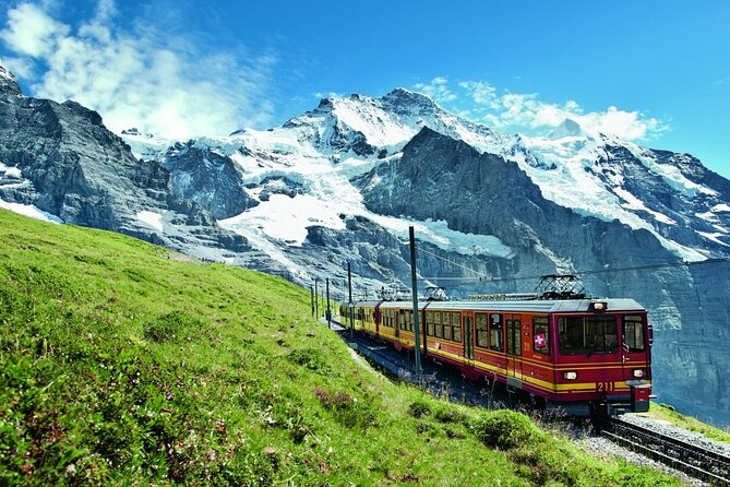 Private Day Tour to Jungfrujoch from Zurich