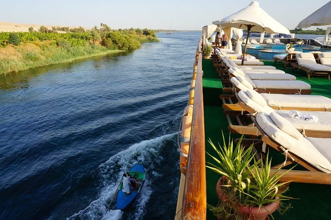 1 Night Amazing Sailing Nile Cruise From Aswan To Luxor ( Hot Deal )