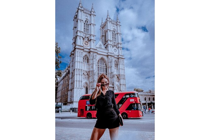 Private Photo Walk - Iconic London Landmark Instagrammable
