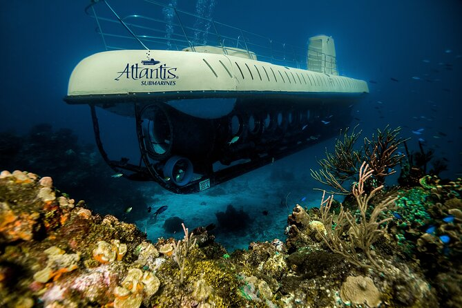 Atlantis Submarine Expedition in Cozumel