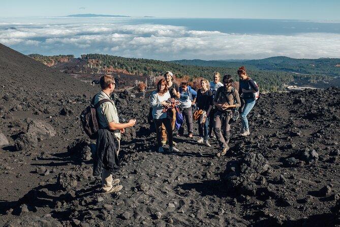 Trekking Etna e wine tour