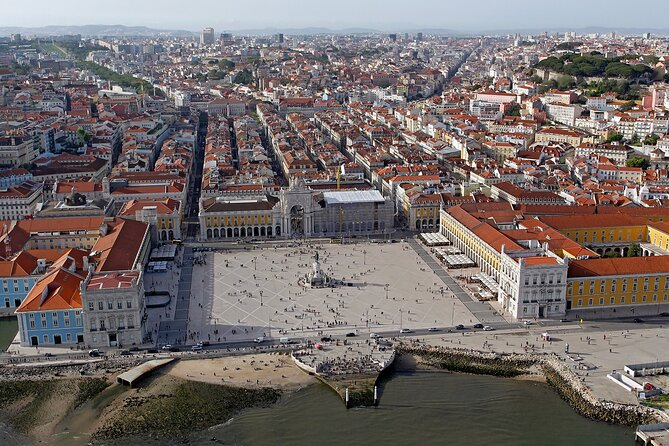 Imperial/historical Lisbon