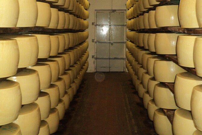 Parmigiano Reggiano and Parma ham tour