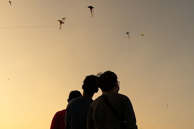 Kite Flying In Lucknow