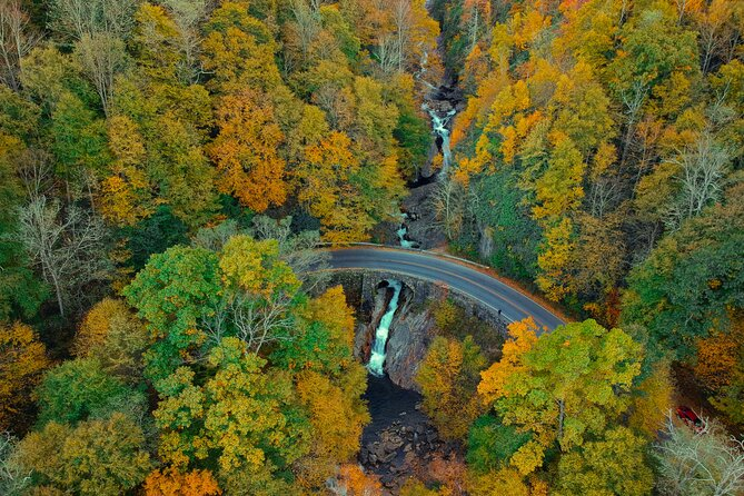 Scenic Driving Tour of the Blue Ridge Mountains