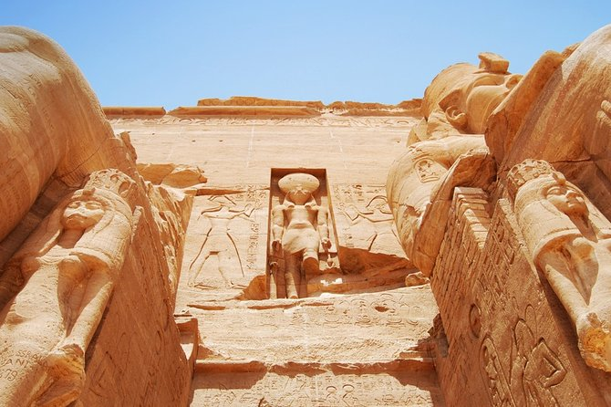 4 Day Best of Luxor and Aswan from Safaga